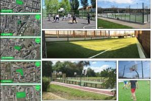Partono i lavori per il parco di Arti e Musica e 13 playground