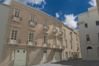 Pronti i progetti di recupero e riqualificazione di 3 palazzi storici