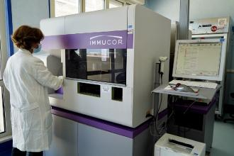 Nell'Asclepios 2 inaugurata la nuova Medicina trasfusionale