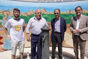La secolare fontanina acquista nuovo significato e valorizzazione