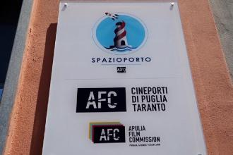 Inaugurato il Cineporto voluto dalla Regione Puglia