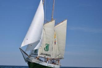 Goletta Verde invita i cittadini ad una sfida sulle spiagge