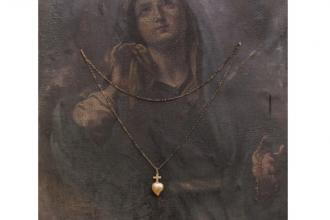 Verso il restauro l'opera Vergine Addolorata di Giaquinto