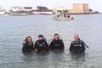 Tre Università della Puglia insieme per scavo archeologico subacqueo