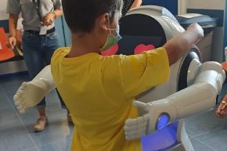 I bambini della Pediatria saranno accolti da uno speciale infermiere