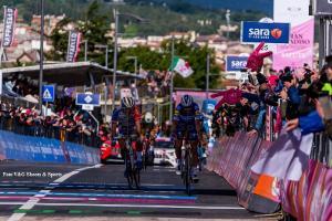 Ventiquattro città della Puglia attendono il Giro d'Italia