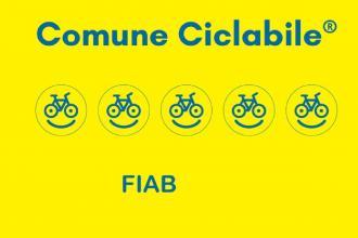 Per il quarto anno tra i Comuni Ciclabili di Fiab