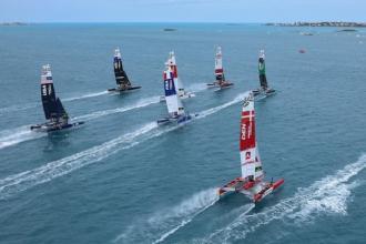 Per l'appuntamento di SailGp ci saranno pure le Frecce Tricolori