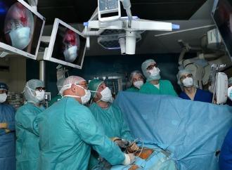 Primi due pazienti curati con l'ablazione convergent