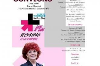 Parte da qui la campagna nazionale per la condivisione uomo-donna